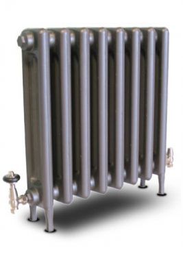 Beaumont edwardian cast iron radiator