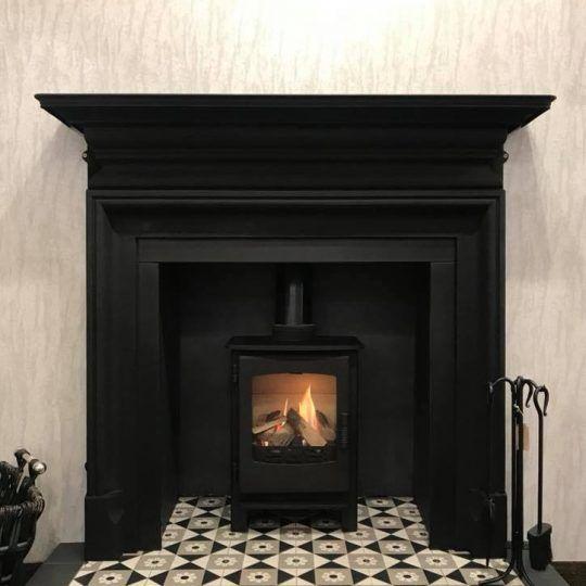 Fireplace & Stove Design