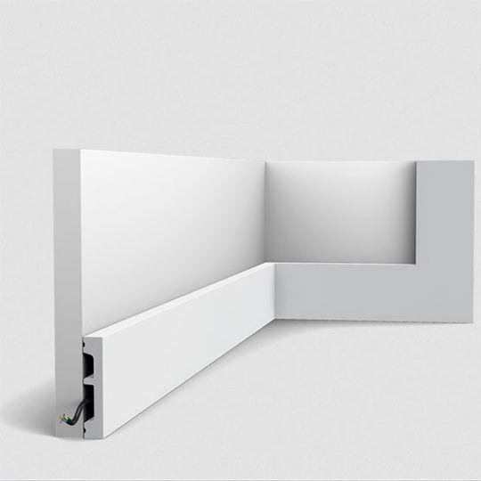 DX163 Contemporary door facing panel